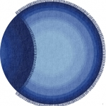 Eclipse - Round Blue